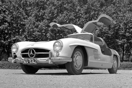 Mercedes-Bens 300 SL
