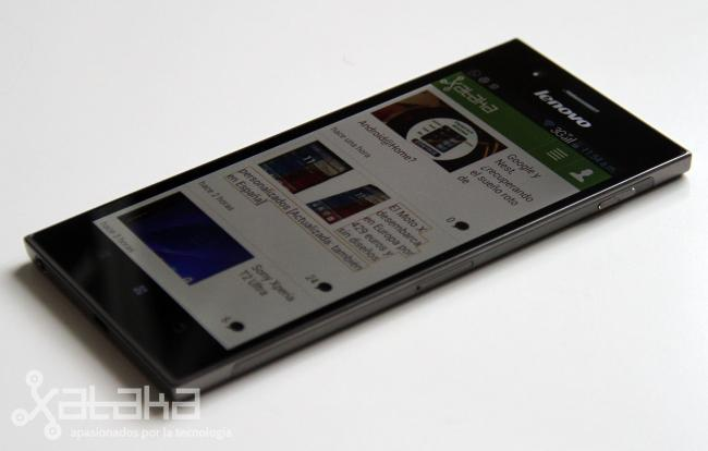 Así ha sido usar un smartphone con Intel Atom: prueba del Lenovo K900
