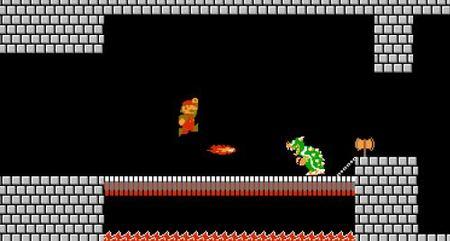 'Super Mario Bros.' se pasa al death metal