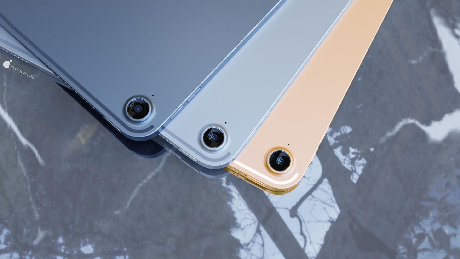 Foto de iPad Air (Render) (4/8)
