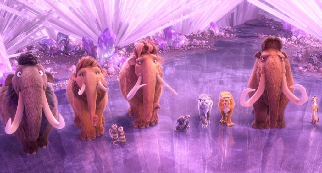 Escena Pelicula Ice Age El Gran Cataclismo