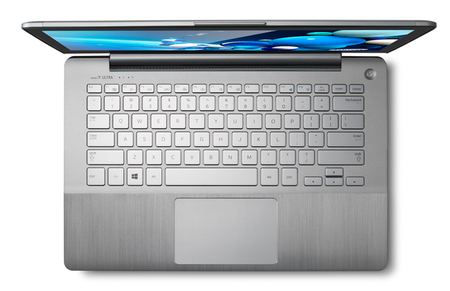 Samsung Series 7 Chronos y Ultra