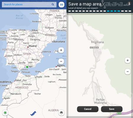 Llega HERE, el nuevo sistema de mapas multiplataforma de Nokia