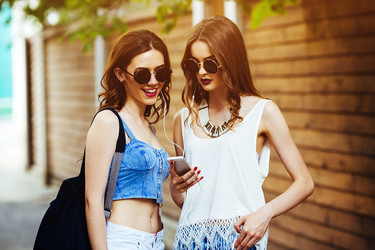 Moda en Snapchat: estas trendsetters dictarán el 2017