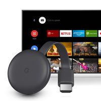 Google podría lanzar un Chromecast Ultra con Android TV