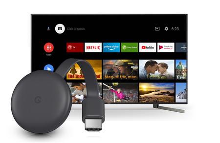 Google podría lanzar un Chromecast Ultra con Android TV