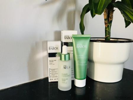 He conseguido que mi piel esté glossy y refleje muchísimo la luz y todo gracias a estos dos productos de Babor
