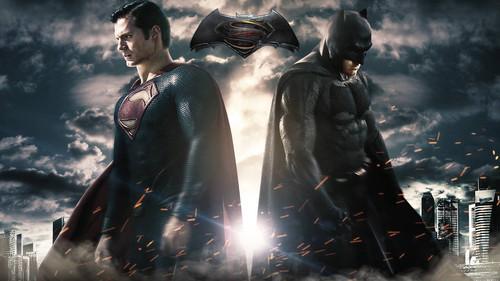 'Batman v Superman: El amanecer de la justicia', la hora de DC