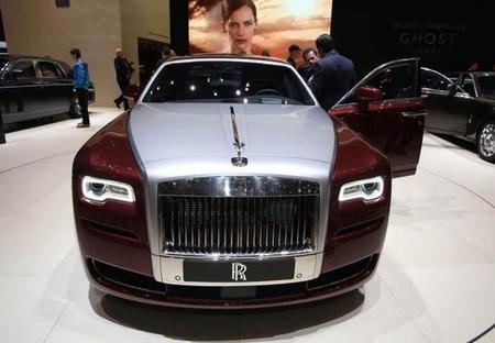 Auto Show de Ginebra 2014: Rolls-Royce Ghost Series II