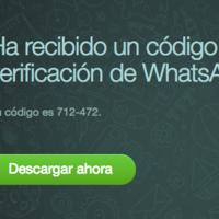 Saludos de WhatsApp: el timo del código de verificación reaparece