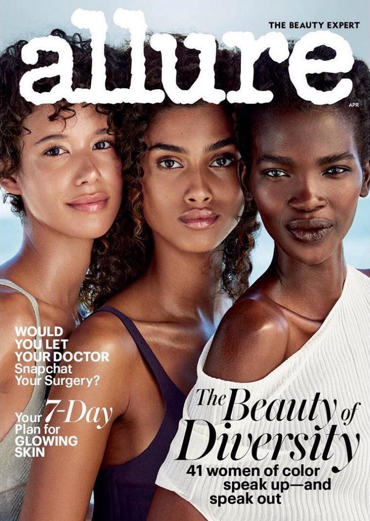 Allure: Dilone, Imaan Hammam & Aamito
