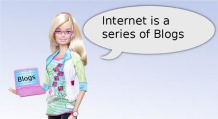 Internet is a series of Blogs (XXIV)