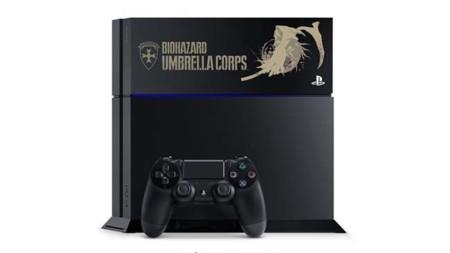 Sony lanzará un PS4 especial de Umbrella Corps y de Resident Evil para Japón