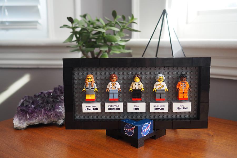 Lego Nasa Women 6