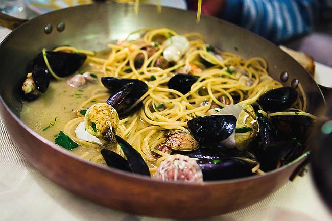 Sabores de puglia platos t picos a la italiana for Cucina primi piatti di pesce
