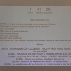 Foto 2 de 15 de la galería aess-bot-en-barcelona en Xataka