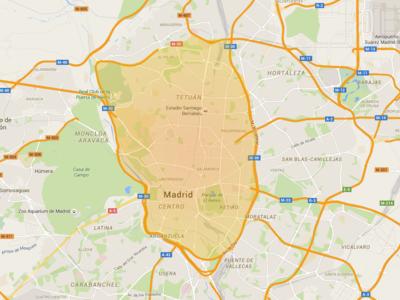 Madrid estrena la restricción por número de matrícula: mañana no podrás circular con matrícula par