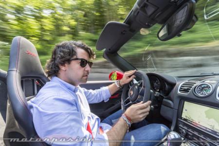 Porsche Boxster Spyder Toma Contacto 6