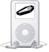 Subvenciona un iPod para verlo morir.