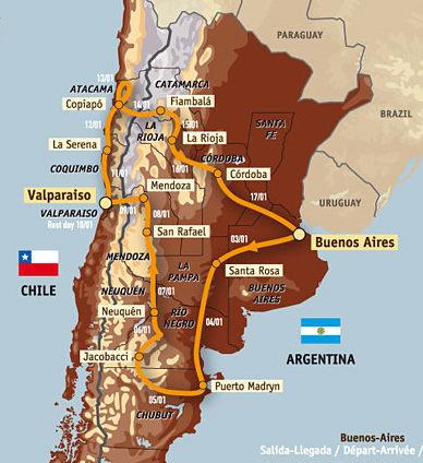 ¿Volverá el Dakar 2010 a África?