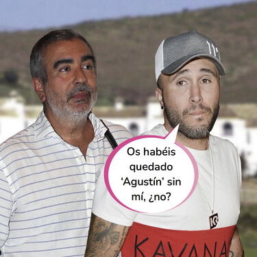 """Kiko Rivera carga duramente contra Agustín Pantoja en su entrevista con Mila: """"Quería quedarse solo con mi madre y manejarla, yo era un estorbo"""""""