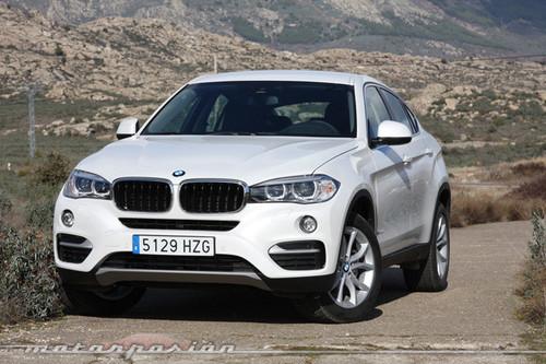 BMW X6, toma de contacto