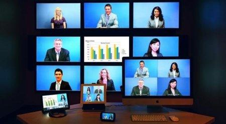 """Vidyo Panorama, telepresencia HD multiplataforma de """"bajo coste"""""""