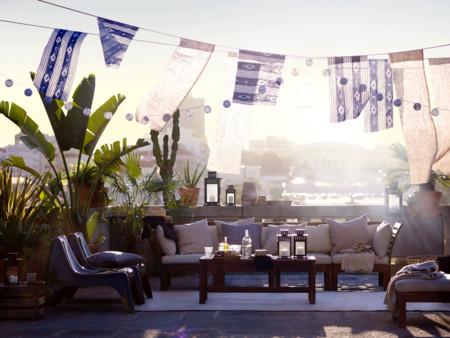 Tu terraza, tu estilo: consejos para iluminar balcones y zonas de exterior