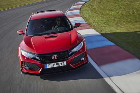 Honda Civic Type R 2017, toma de contacto