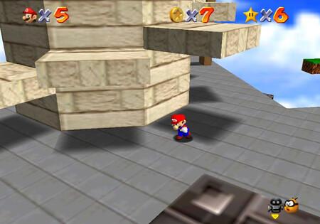Super Mario 64 Mundo2 Estrella2 01