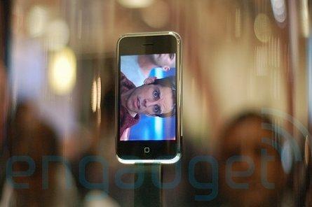 iPhone, primeras imágenes reales