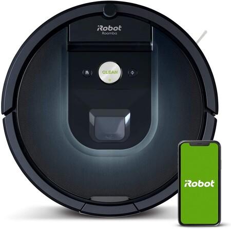 Robot Aspirador Irobot Roomba 981 Alta Potencia Y Power Boost
