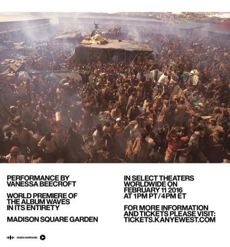 Kanye West Wave 1