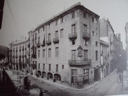 casa de la seda barcelona