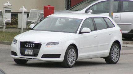 Audi A3, nuevas fotos espía del restyle