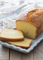 Cake de lima. Receta