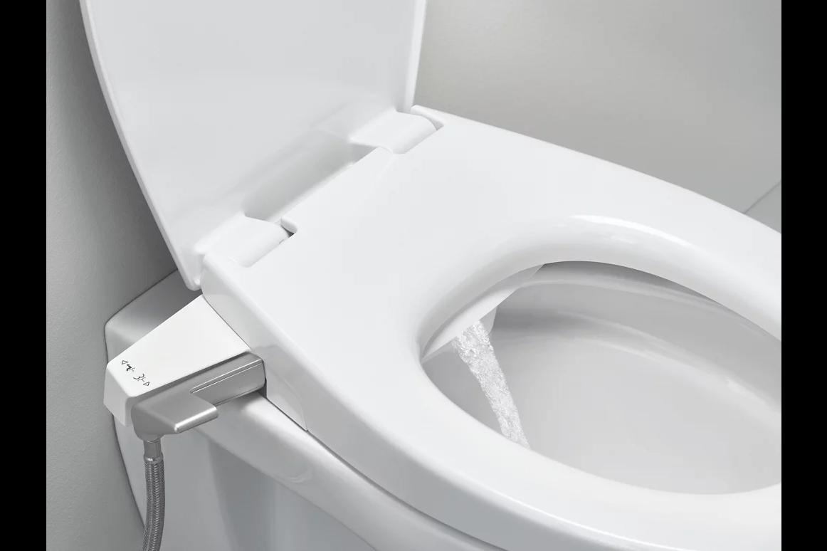 Tapa WC GROHE Asiento Bidé Manual Bau blanco