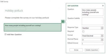 Microsoft no iba a ser menos con las encuestas online: llega Excel Surveys para SkyDrive