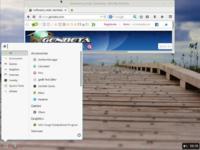 Evolve OS, nuevo proyecto GNU/Linux con un diseño cuidado y elegante