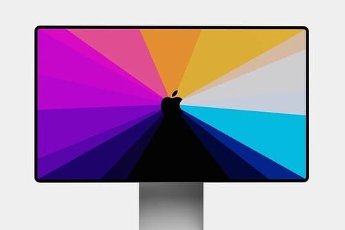 Este nuevo concepto imagina un iMac Pro con más de Mac Pro que de iMac