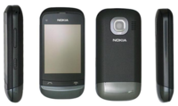 Nokia C2-06, un Touch and Type con Dual SIM