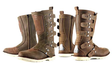 Icon 1000 Elsinore, las botas de estilo retro con más clase