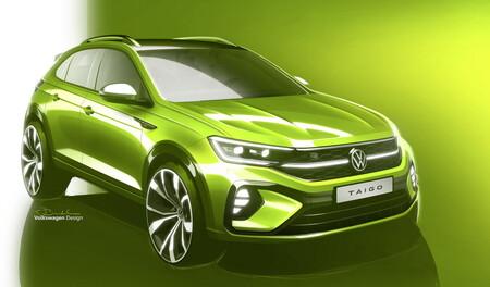 El Volkswagen Taigo se estrena en teasers: así lucirá el Nivus europeo