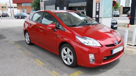Toyota Prius GLP