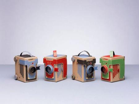 DIY: Haz tu propia cámara fotográfica con tan solo un cartón