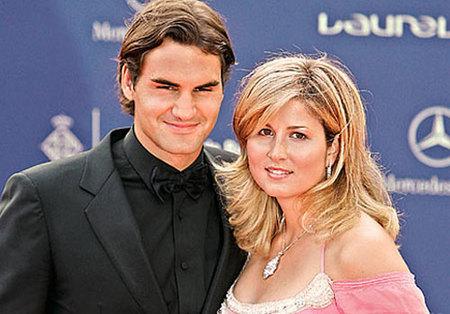 Roger Federer va a ser papá