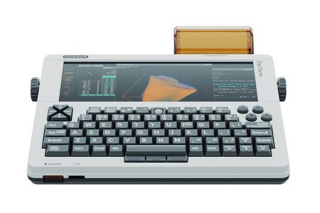 El Clockwork DevTerm es un espectacular mini PC basado en una Raspberry Pi CM3 que tiene hasta impresora térmica integrada