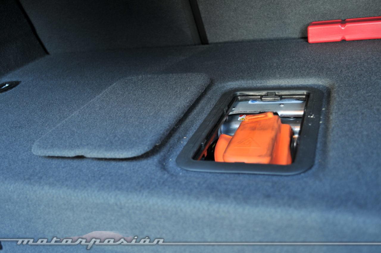 Foto de Audi A6 hybrid (prueba) (79/120)