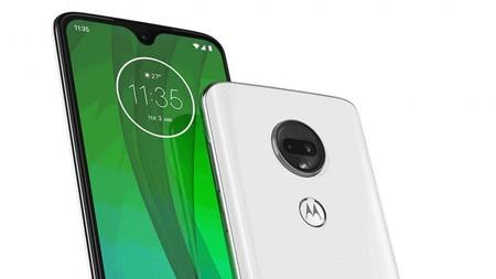 Motorola Moto G7, el mítico gama media se renueva con más RAM, más pantalla y mejor procesador