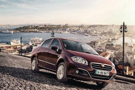 Lavado de cara para el Fiat Linea en Turquía